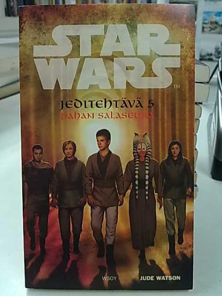 Star Wars Jeditehtävä 5 Pahan salaseura, Jude Watson
