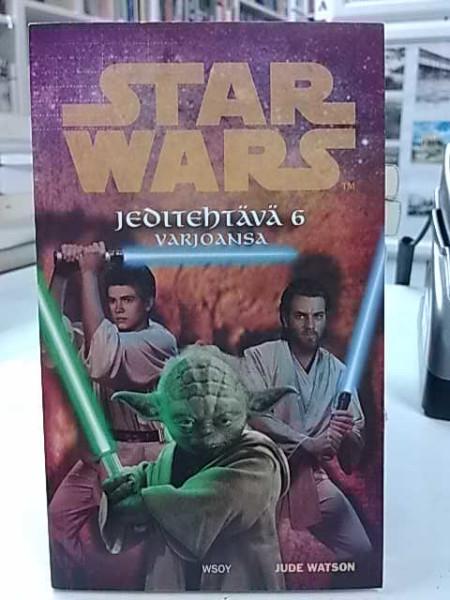 Star Wars Jeditehtävä 6 Varjoansa, Jude Watson
