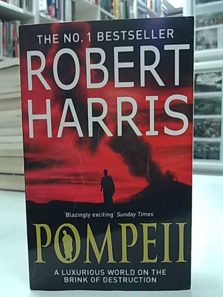 Pompeii (in English), Robert Harris
