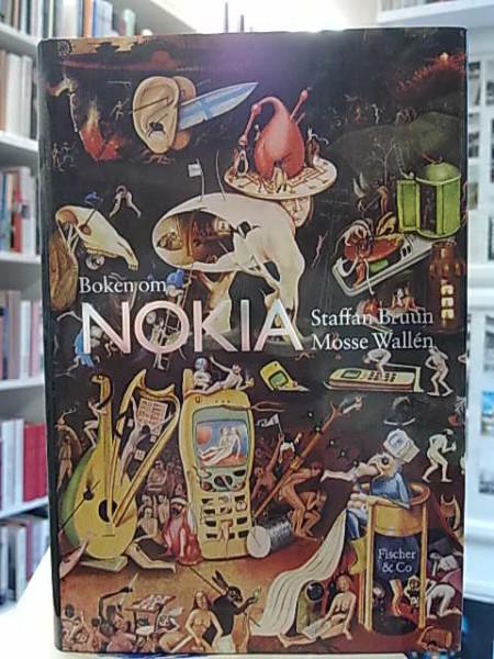 Boken om Nokia, Staffan Bruun