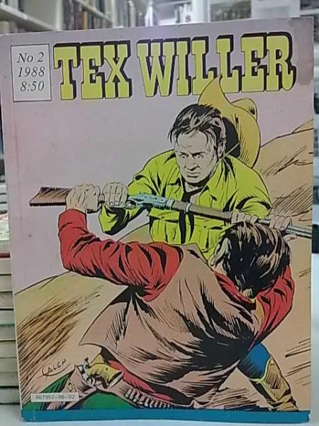 Tex Willer 1988 2,