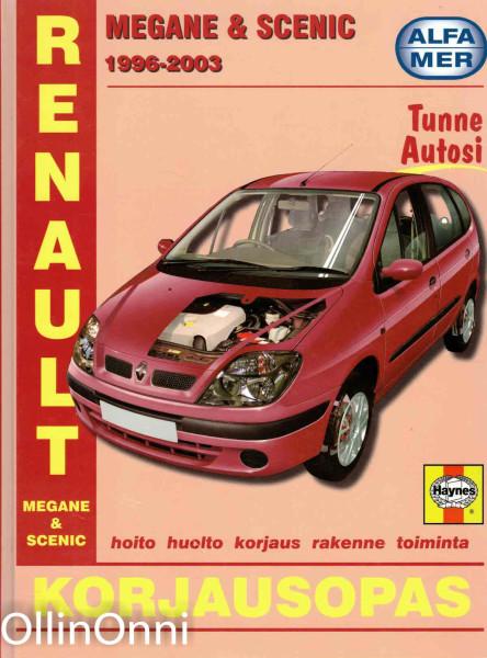 Renault Megane & Scenic 1996-2003 : korjausopas, Jeremy Churchill