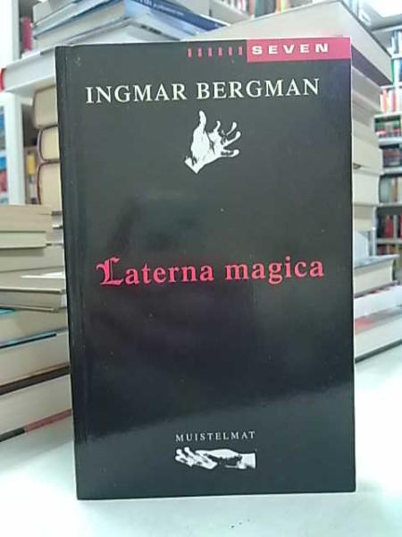 Laterna magica, Ingmar Bergman