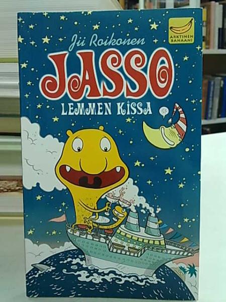 Jasso, lemmen kissa, Jii Roikonen