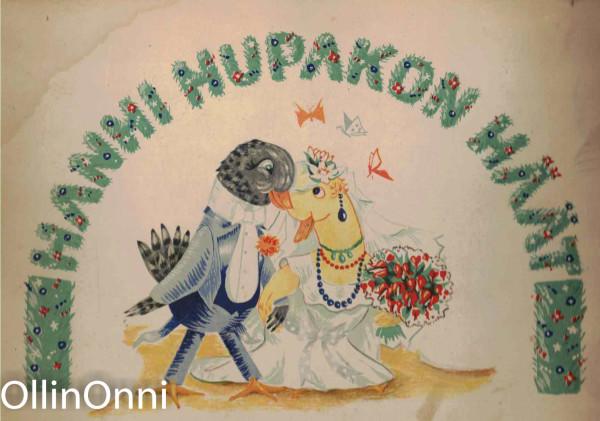 Hanhi Hupakon häät, Ulla von Wendt