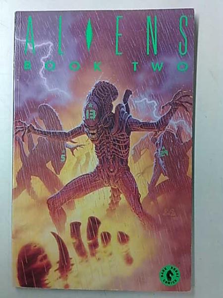 Aliens Book Two (Aliens Vol. 2), Mark Verheiden