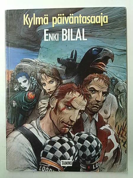 Kylmä päiväntasaaja, Enki Bilal