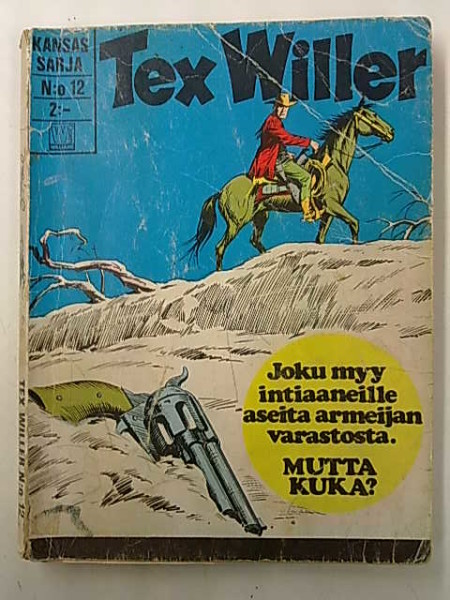 Tex Willer 1971 12,
