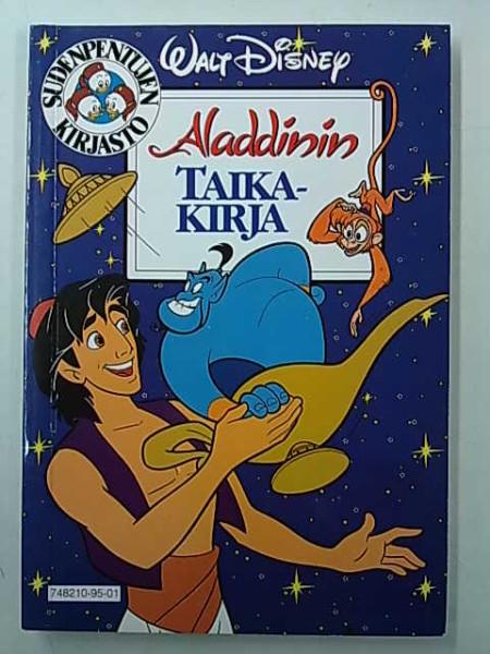 Aladdinin taikakirja, Walt Disney