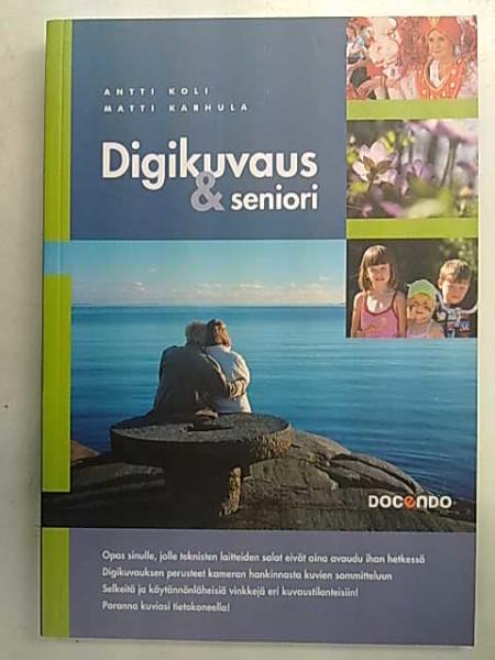 Digikuvaus & seniori, Antti Koli