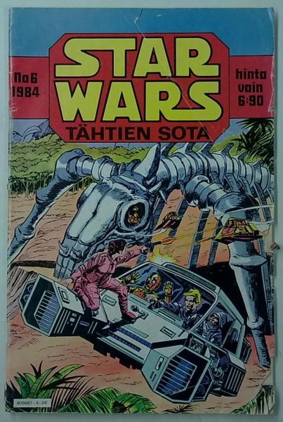 Star Wars 1984-06 Tähtien Sota,