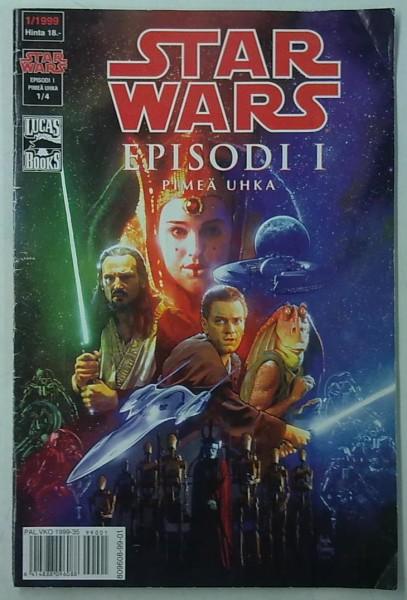 Star Wars 1999-01 Episodi I - Pimeä uhka 1/4,