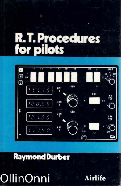 R.T. Procedures for pilots, Raymond Durber