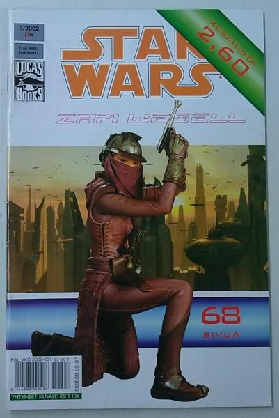 Star Wars 2002-07 Zam Wesell,