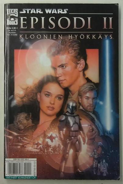 Star Wars Episodi II - Kloonien hyökkäys,