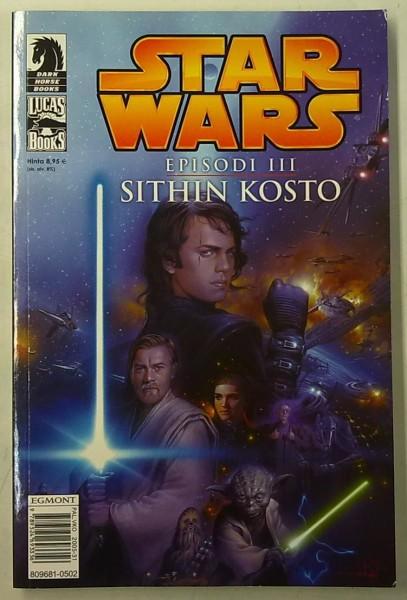 Star Wars Episodi III - Sithin kosto,