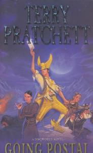 Going Postal - A Discworld Novel, Terry Pratchett