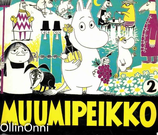 Muumipeikko. 2, Tove Jansson