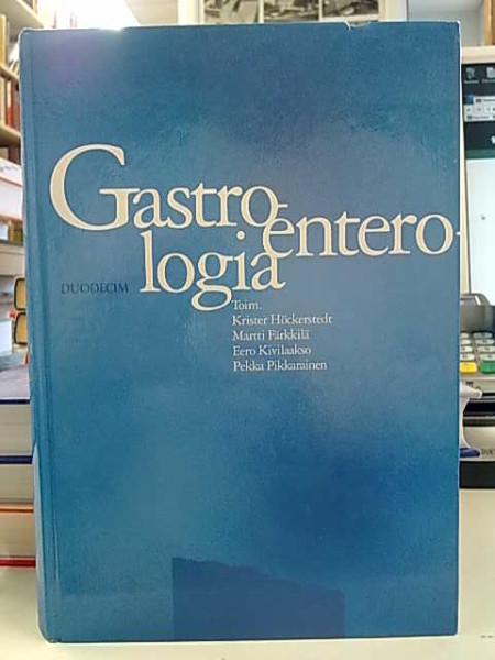 Gastroenterologia, Krister Höckerstedt