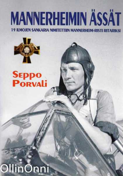 Mannerheimin ässät, Seppo Porvali