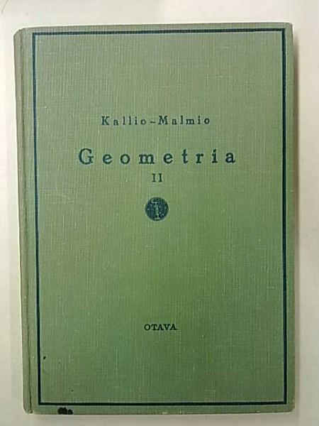 Geometria II Lukioluokkien oppimäärä, Niilo Kallio
