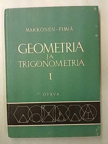 Geometria ja trigonometria I Keskikoulukurssi, Reino Makkonen