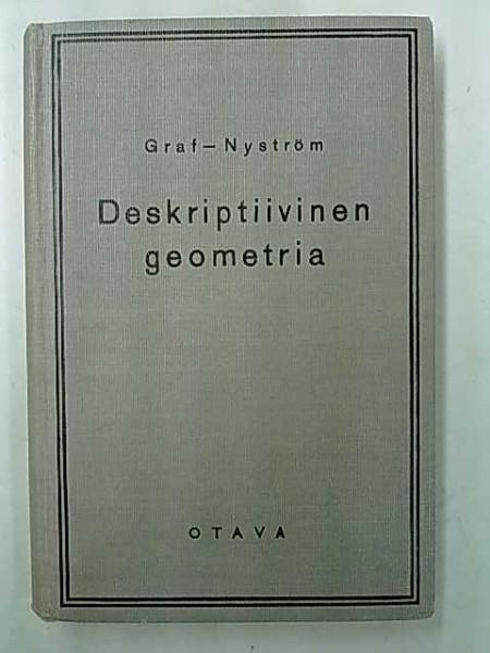 DESKRIPTIIVINEN GEOMETRIA, Ulrich Graf