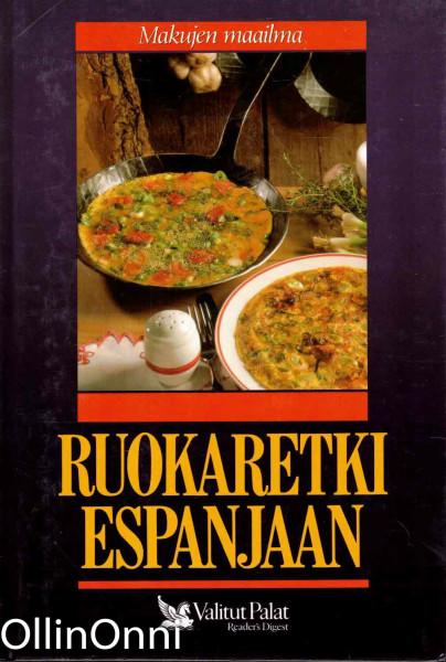 Ruokaretki Espanjaan, Mia Paakkanen