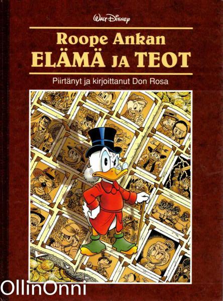 Roope Ankan elämä ja teot, Walt Disney