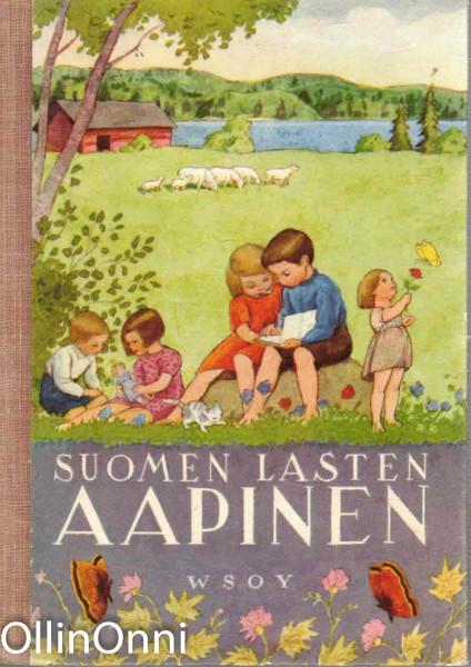 Suomen lasten aapinen, Kaisa Hälinen