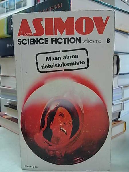 Isaac Asimov science fiction valikoima 8, Isaac Asimov