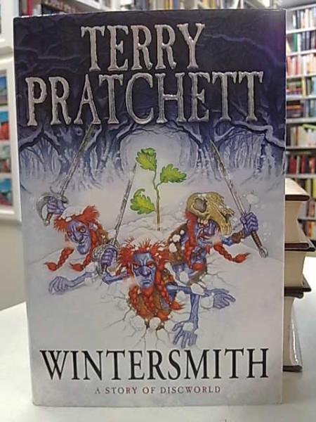 Wintersmith - A Story of Discworld, Terry Pratchett