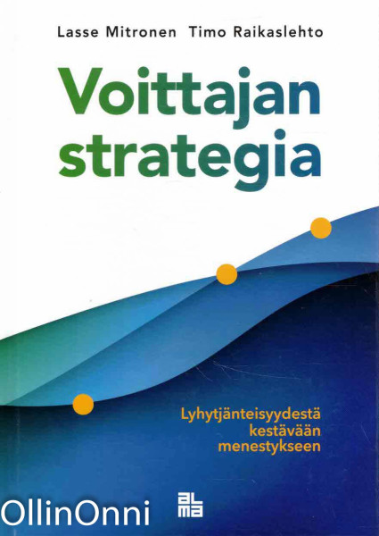 Voittajan strategia, Lasse Mitronen