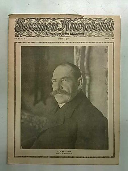 Suomen Kuvalehti 1918 40 5.10.1918,