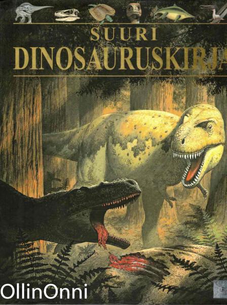 Suuri dinosauruskirja, John Malam