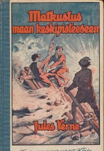 Matkustus maan keskipisteeseen, Jules Verne