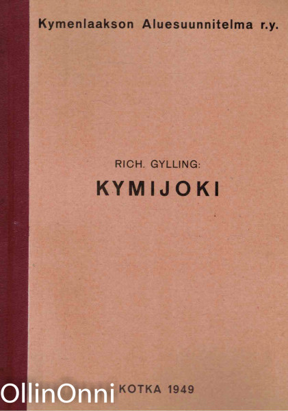 Kymijoki, Rich. Gylling