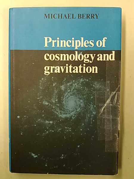 Principles of cosmology and gravitation, Michael Berry