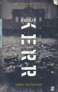 Liekit Berliinissä, Philip Kerr
