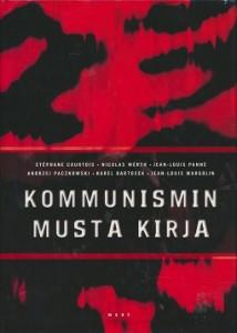 Kommunismin musta kirja : rikokset, terrori, sorto, Stéphane Courtois