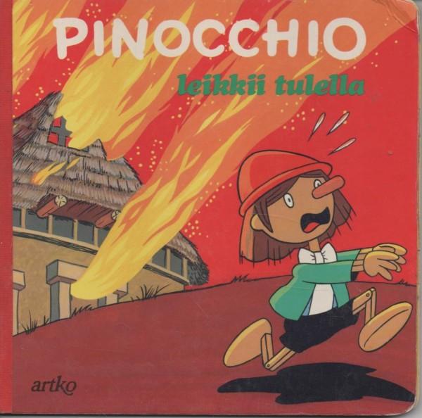 Pinocchia leikkii tulella, Artko Artko