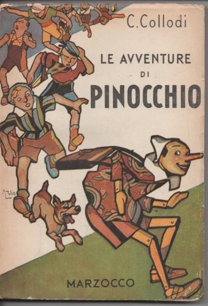 Le Aventure di Pinocchio, C Collodi