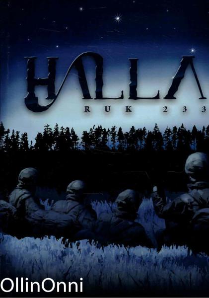 Halla - Reserviupseerikurssi 233 17.10.2008-22.1.2009, Tommi Tenkanen