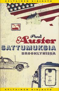 Sattumuksia Brooklynissa, Paul Auster