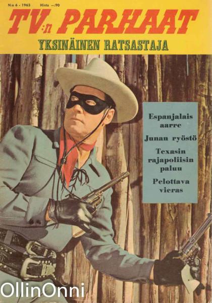 TV:n parhaat - Yksinäinen ratsastaja 6/1963, B. Terni