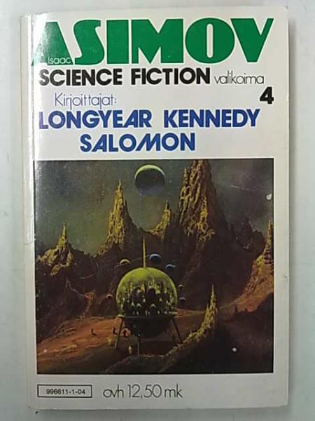 Isaac Asimovin science fiction valikoima 4, Isaac Asimov
