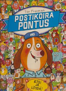 Postikoira Pontus : etsi ja löydä, Tor Freeman