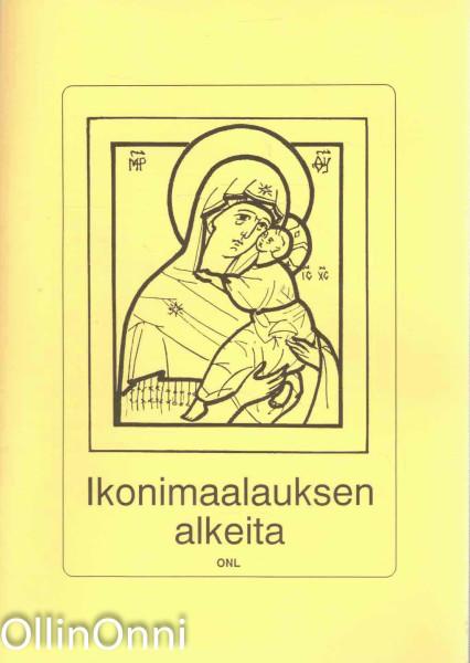 Ikonimaalauksen alkeita, Marianna Flinckenberg-Gluschkoff