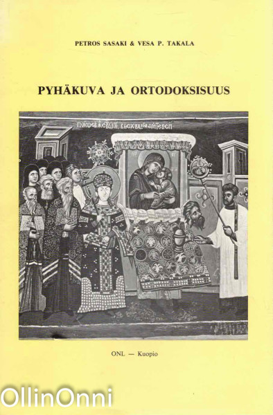 Pyhäkuva ja ortodoksisuus, Petros Sasaki