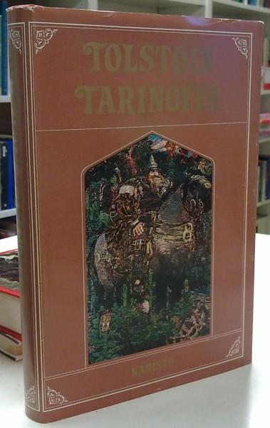 Tolstoin tarinoita, Leo Tolstoi